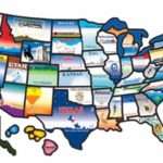 The US states map…How we decided what qualifies as a visit?